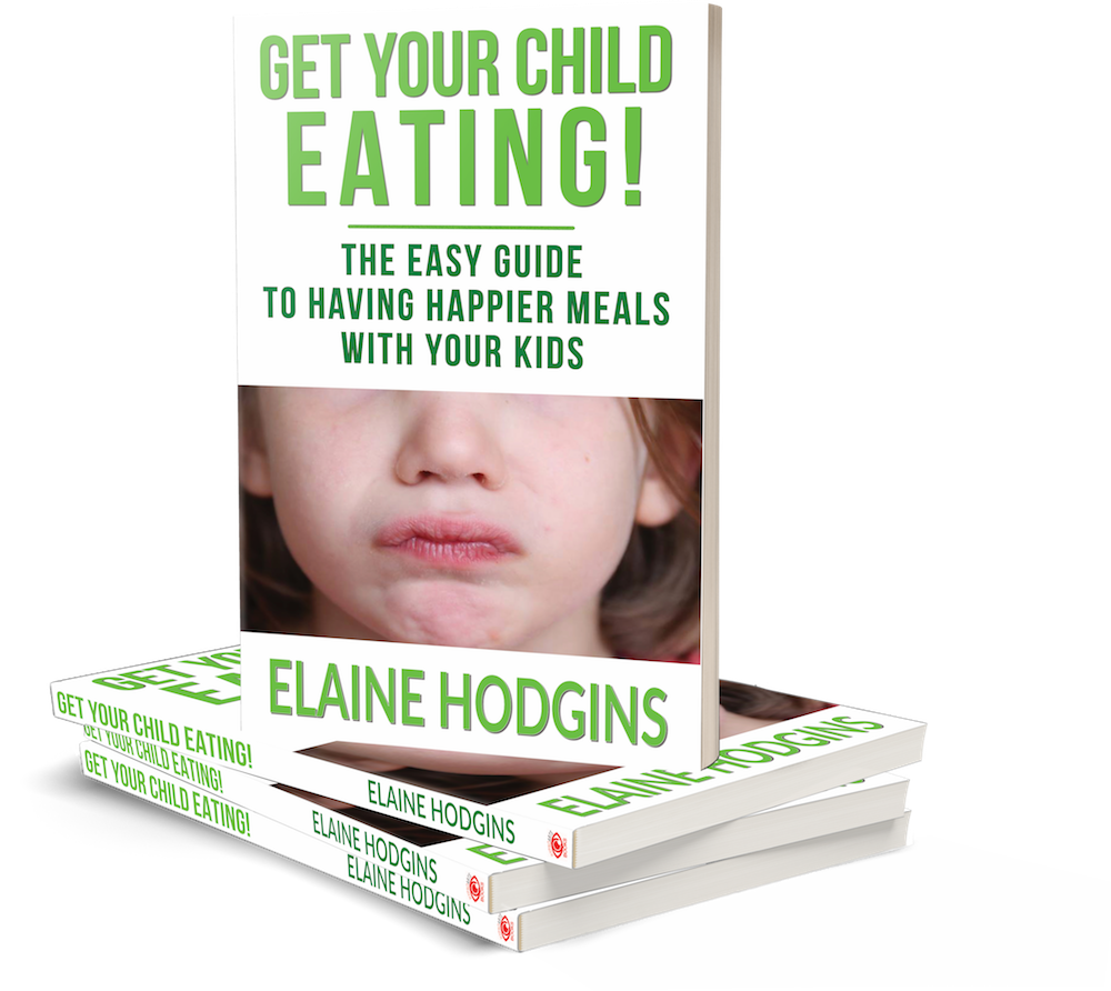 Get Your Child Eating by Elaine Hodgins #hypnoartsbooks