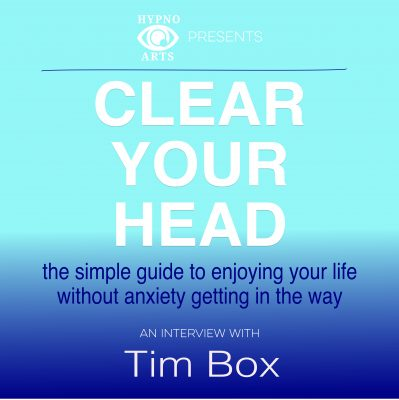 Clear Your Head Tim Box Audio Book #hypnoartsbooks