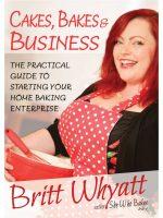 shop cakes bakes and business britt whyatt #hypnoartsbooks