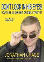 shop don't look in his eyes jonathan chase the hypnotist #hypnoartsbooks