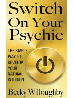 shop switch on your psychic becky willoughby #hypnoartsbooks
